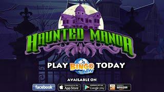 BINGO Blitz - Haunted Manor Trailer