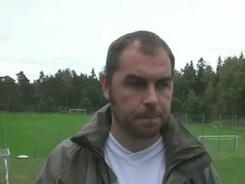 Inför Örebro hemma, intervju med Alexander Axén