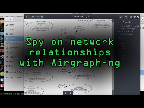 How To: Spy on Network Relationships with Airgraph-Ng
