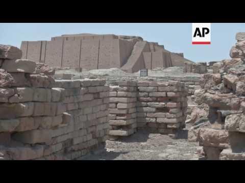 Sumerian ruins gain UNESCO heritage status