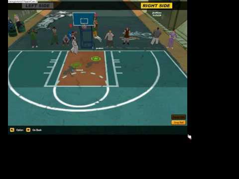 basketball hook up
