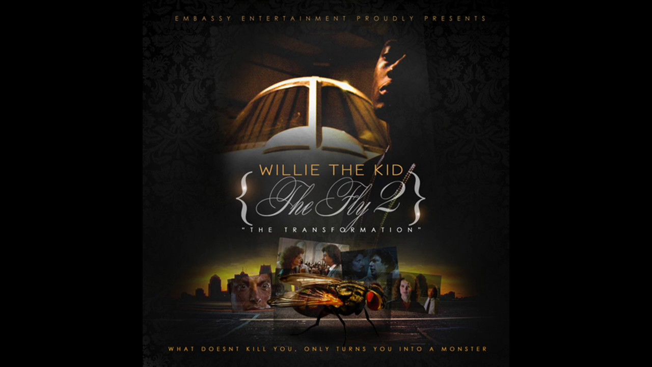 Willie The Kid - Turn It Down (Feat. Marvo & Mikkey Halsted)