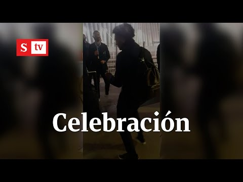 Cuadrado puso a bailar a Cristiano Ronaldo salsa choke | Vicky en Semana