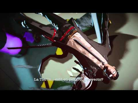 KILLER IS DEAD Trailer 2 [Europe] - Español