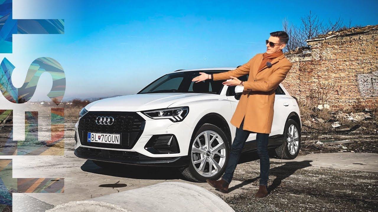 Oplati Sa Benzin V Suv Audi Q3 35 Tfsi 4k Test Youtube