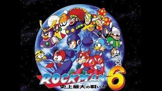 【昔懐かし】ロックマン6:クラシックコレクション【#6】