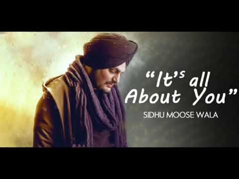 It's all about you (New song) - Sidhu moosewala | Intense | Baljit singh deo | New punjabi songs 201