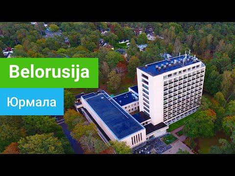 Санаторий Belorusija, Юрмала - sanatoriums.com