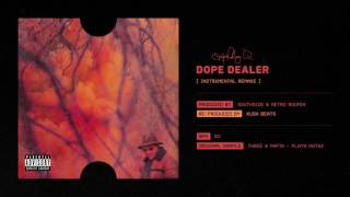 schoolboy q dope dealer instrumental re prod by kush beats