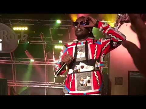 Kenyan Superstar Nyashinski Show in Las Vegas Nevada 03/03/18