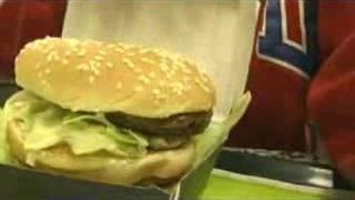 How do you eat a McDonalds
