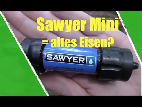 Ist der Sawyer Mini Wasserfilter out?