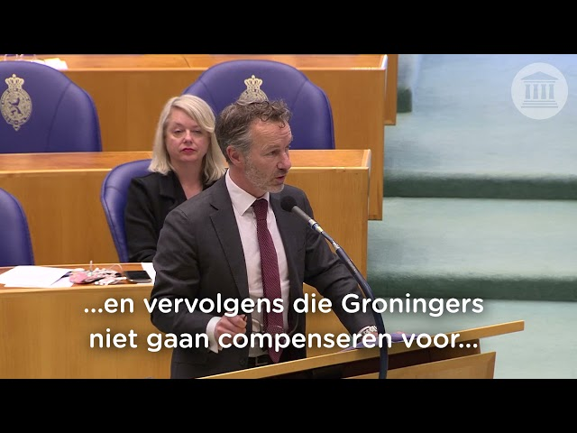 kabinet is de oorzaak van de aardbevingen en het verwaarlozen van de Groningers | 14-04-2021