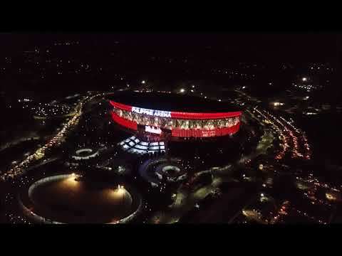 DJI  Freelance.ph - Philippine Arena PBA Governors Cup Finals 2017