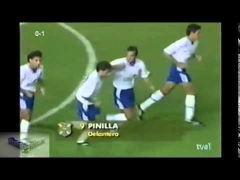 1993 09 15 1ªRONDA Tenerife 2 Auxerre 2 Copa de la UEFA