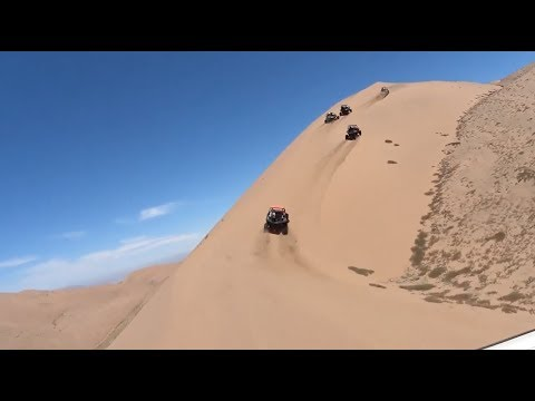 48HR DESERT RACE | Hype Energy at Raid Atacama 2017