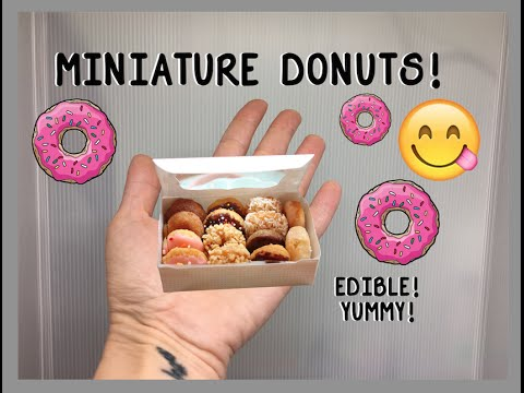 lil orbits donut machine manual