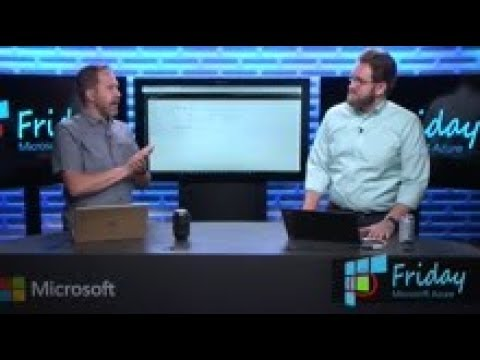Azure Friday | Navigating the Microsoft Graph with Azure Functions