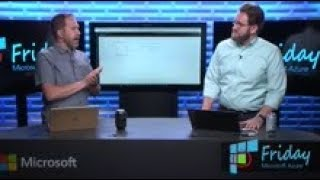 Azure Friday   Navigating the Microsoft Graph with Azure Functions