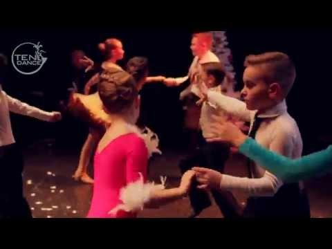 """TENdance """"NYKŠTUKŲ KALĖDINĖ PASAKA 2014"""""""