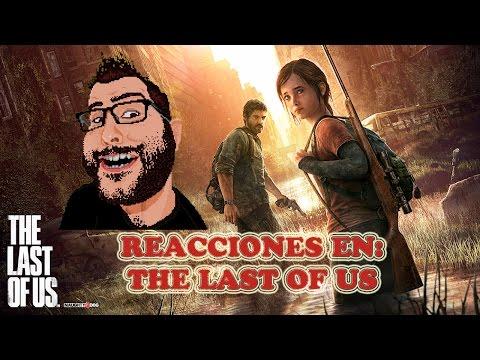 Reacciones de Alexelcapo en: The Last Of Us (Mejores Momentos)
