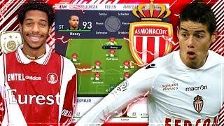 MONACO GEWINNT OHNE ABGÄNGE DAS TRIPLE!?? 🧐🏆🔥 - FIFA 18 Experiment #12