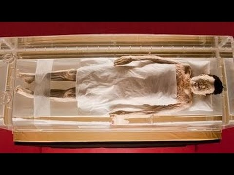 The 2,000 Year Old Mummified Body of Lady Xin Zhui HD Archaeology Documentary