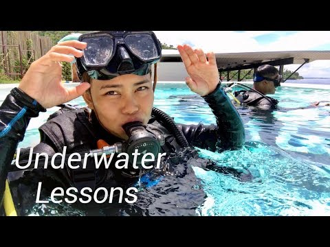 SCUBA DIVING With iPhone 7! (Lessons How To Be Prepared Underwater)