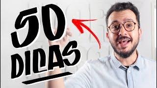 50 DICAS DE DECORAÇÃO QUE VOCÊ PRECISA SABER | DECORAÇÃO| PAULO BIACCHI