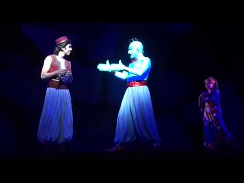 A Friend Like Me  Aladdin: A Musical Spectacular  July 16, 2014