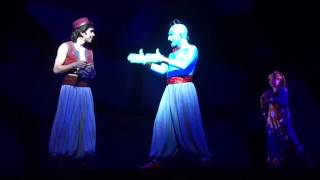 """A Friend Like Me"" - Aladdin: A Musical Spectacular - July 16, 2014"