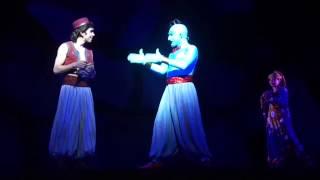 """A Friend Like Me"" - Aladdin: A Musical Spectacular - July 16, 2014"