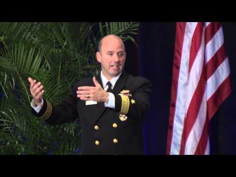 Surface Navy Association Symposium - Rear Adm James Kilby