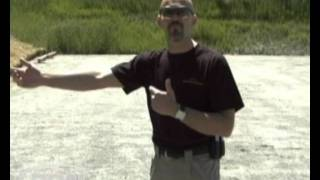 Firearms Training: Shooting Drills - Defensive Shooting in Motion Drill