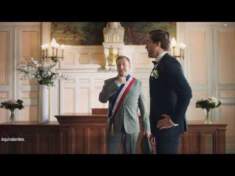 Vidéo Publicité Euro-Assurance - Le mariage