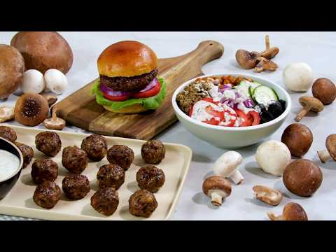 Benefits of The Blend (Mushrooms + Meat)