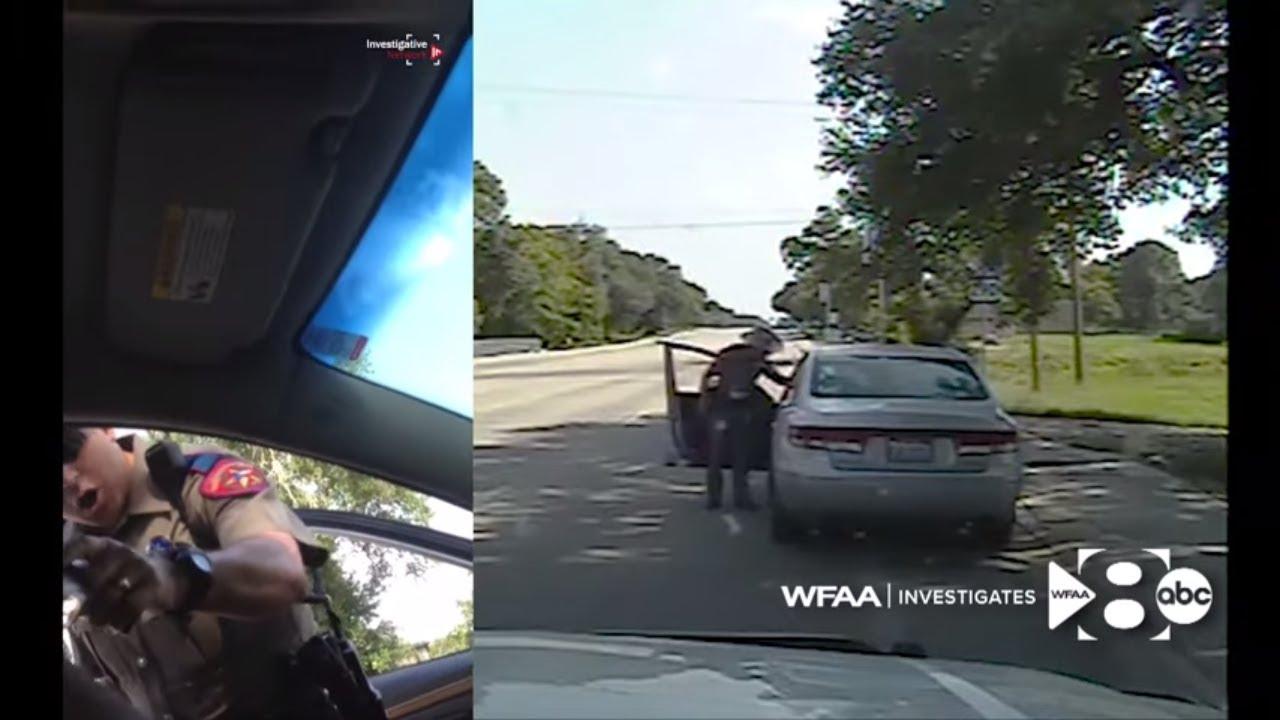 New footage shows Sandra Bland filmed 2015 traffic stop