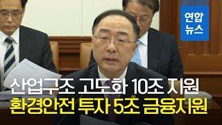 """홍남기 """"여의도 2.4배 면적 유휴 국유지 개발…공공주택 2만호"""" / 연합뉴스 (Yonhapnews)"""