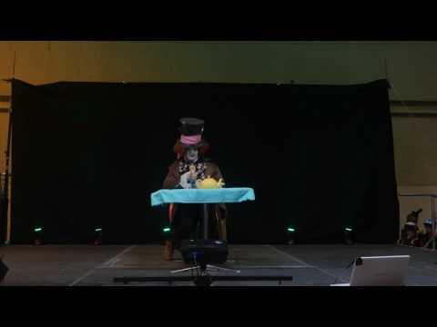 related image - CSFO 2017 - Cosplay Samedi - 05 - Alice au Pays des Merveilles - Le Chapelier Fou