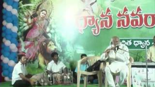 """Sitaramulu Kalyanam"" Flute Music by Brahmarshi Patriji"