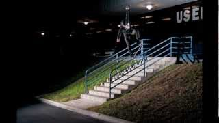 Boo Johnson nose grind other angles from Thrasher photo sequence photo by Deville nunes