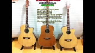 Đàn guitar giá rẻ cho người mới tập chơi 390 và 490