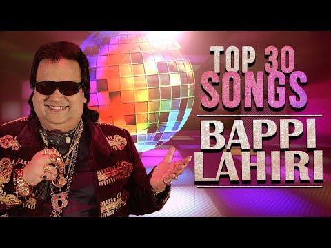 Bappi Lahiri - Top 30 Hit Movie Songs | Bengali Hit Movie Songs | Audio Jukebox | Gathani Music