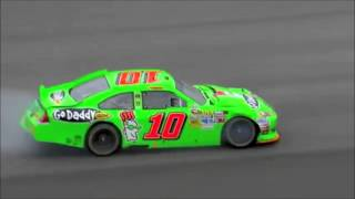 Nascar Crash Compilation: Danica Patrick