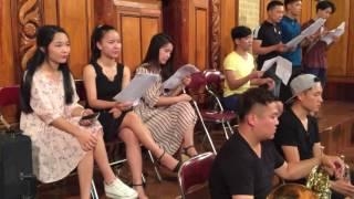 Diệu Thảo: concerto cho Tỳ bà và dàn nhạc: Non sông Việt Nam