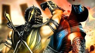 Mortal Kombat 9 ПОЛНОЕ ПРОХОЖДЕНИЕ НА РУССКОМ