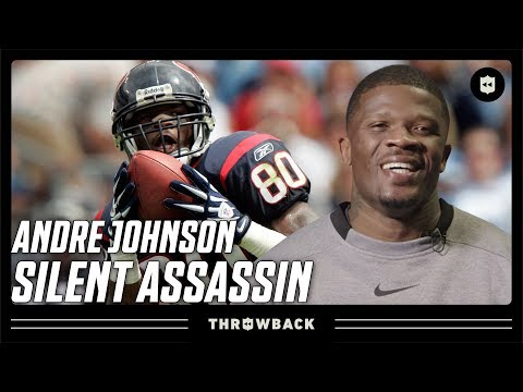 Andre Johnson: NFL's STRONGEST Wide Receiver! | Throwback Originals