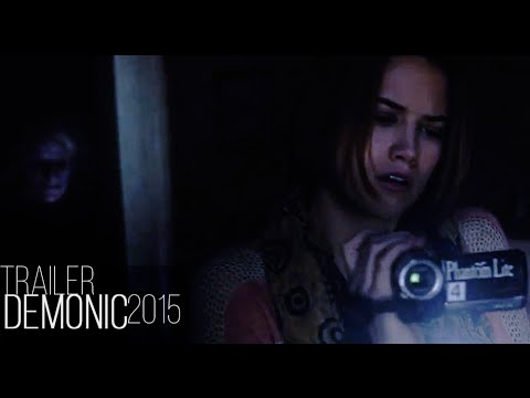 DEMONIC - James Wan Movie Trailer 2015