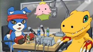 Digimon Data squad:Song: Florida-right round