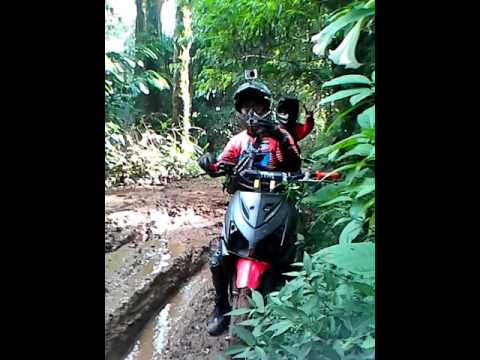 TRAIL MATIC BANDUNG adventure day part 2